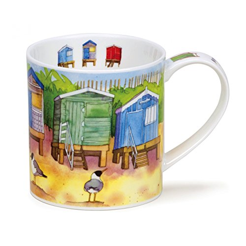 Lovely Dunoon Ceramics Seaside Beach Huts Orkney Style - Seaside Huts