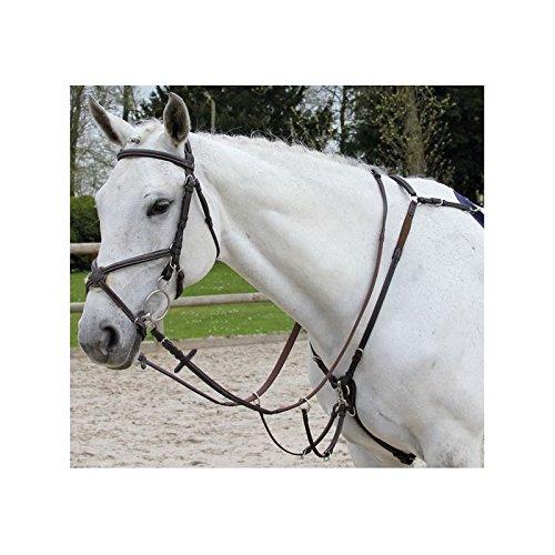 acquisto limitato Collana di Caccia Fancy richtan Nero Nero Nero Cavallo  negozio online