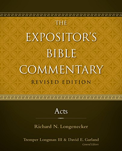 B.O.O.K Acts (The Expositor's Bible Commentary) K.I.N.D.L.E