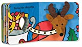Finger Puppet Holiday 8c Clip Strip: Little Reindeer: Finger Puppet Book  (Little Finger Puppet Board Books)