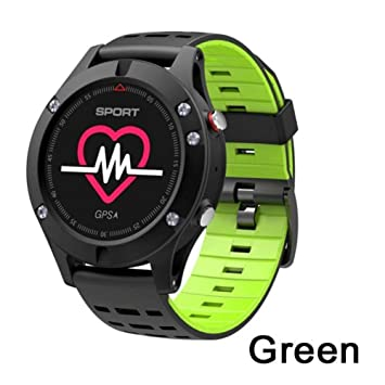 FJTYG GPS Smart Watch Bluetooth 4.2 Dispositivos Portátiles ...