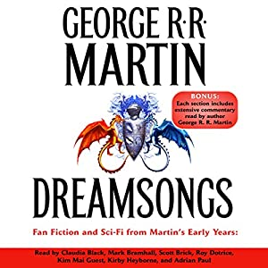 Dreamsongs (Unabridged Selections) Audiobook