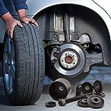Jecr Wheel Bearing Removal Tool Kit - 23-Piece