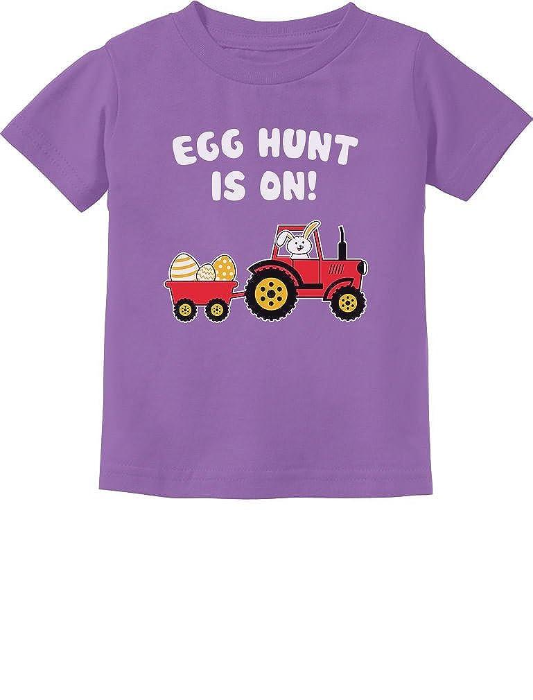 Easter Egg Hunt Gift for Tractor Loving Kids Toddler//Infant Kids T-Shirt
