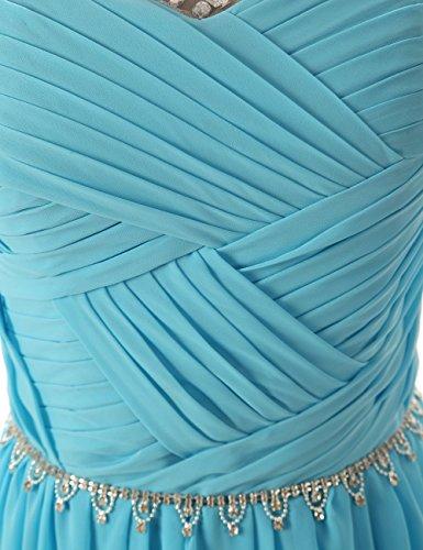 CoutureBridal -  Vestito  - stile impero - Donna nero 40