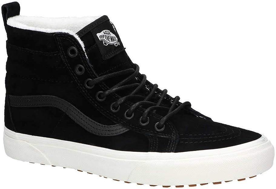 Amazon.com | Vans Classic SK8-HI MTE Sneaker Skate Leather ...
