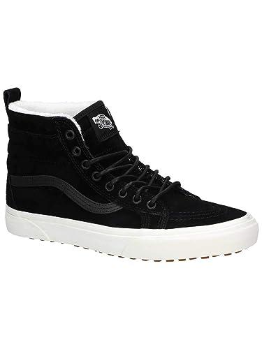 17fea5c11a9c6d Vans Classic SK8-HI MTE Sneaker Skate Leather Winterboots VN0A33TXUC21 Black