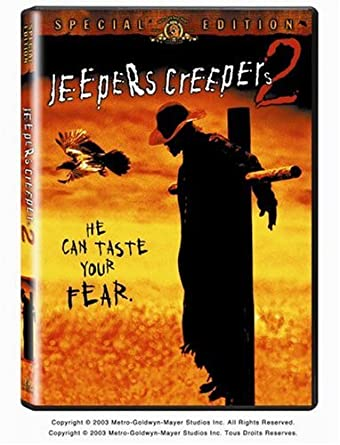 Travis Schiffner Jeepers Creepers