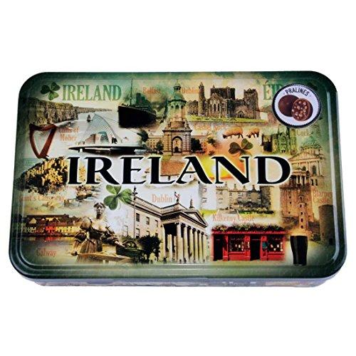 (Pure Milk Chocolate Irish Pralines 165G Tinned Box)