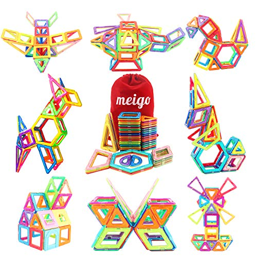 MEIGO Magnetic Blocks -...