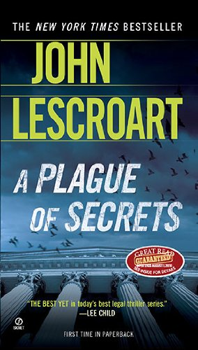 A Plague Of Secrets by John Lescroart