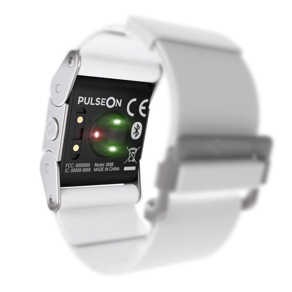 PulseOn Wrist Watch Heart Rate Monitoring System Black 159218