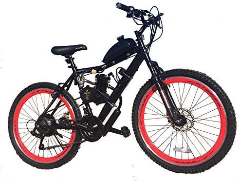 fe3d925c8b5 Amazon.com: VIPER 275 DIY 2-Stroke 66CC/80CC Motorized Bike KIT with 26