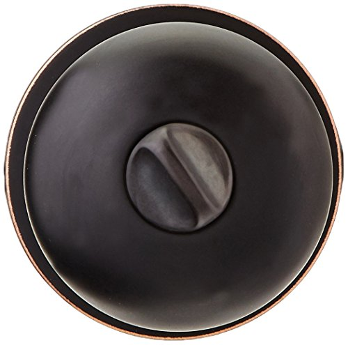 Design House 727396 Canton 6-Way Universal Entry Door Knob and Deadbolt Combo, Oil Rubbed Bronze by Design House (Image #2)