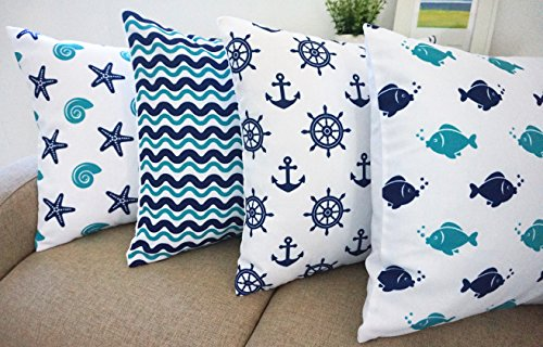 Beach Howarmer canvas Decorative Pillow Covers product image