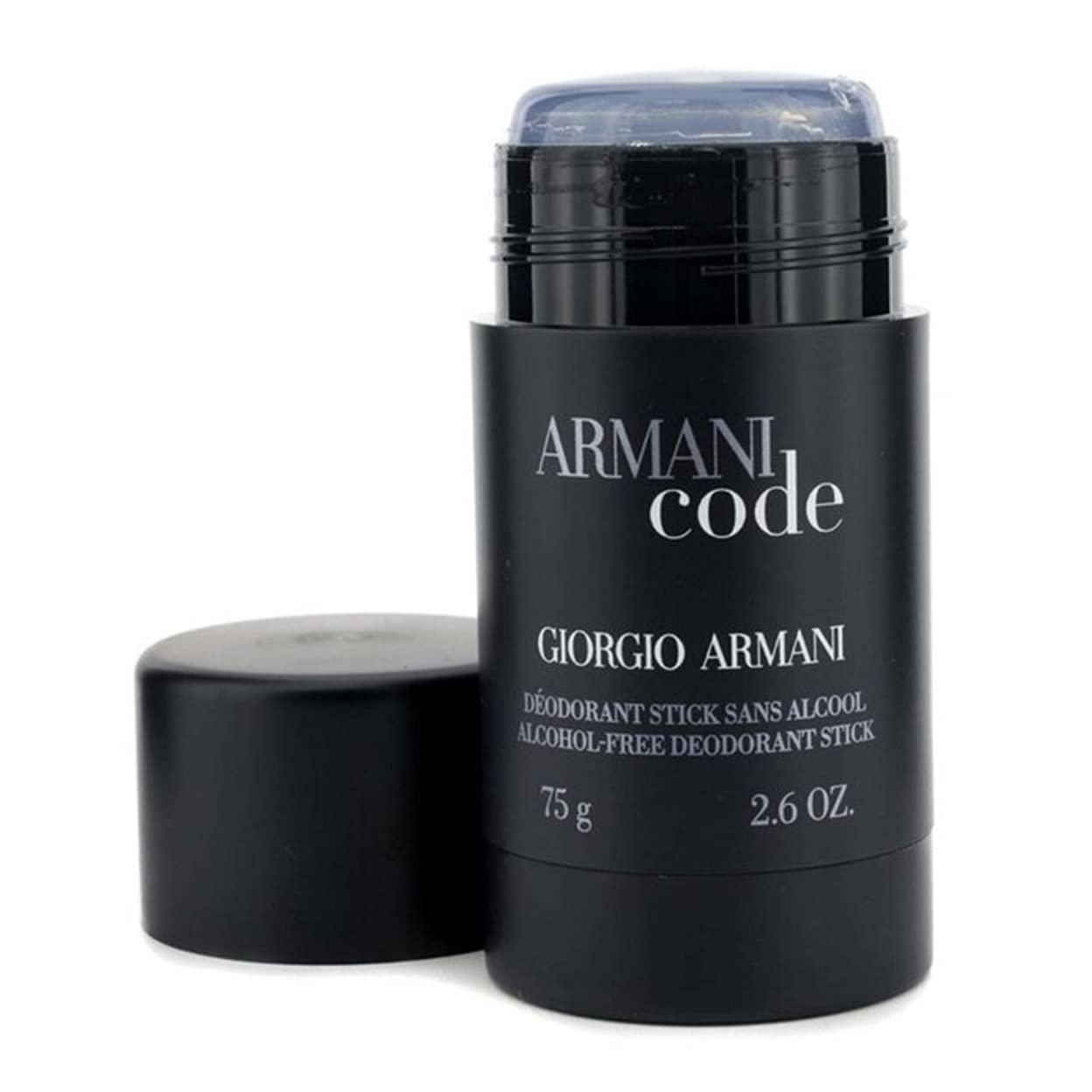 Ranking TOP6 Armani 40% OFF Cheap Sale Code Alcohol-Free Deodorant 2.6 Stick 75g -