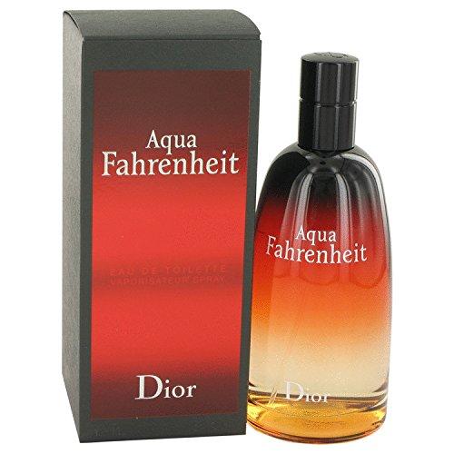 Aqua Fahrenheit by Christian Dior Men's Eau De Toilette Spray 4.2 oz - 100% - Dior Brand About