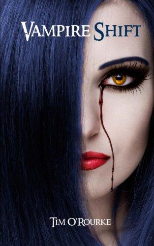 Vampire Shift: Kiera Hudson Series One (Book 1) - Hudson Series
