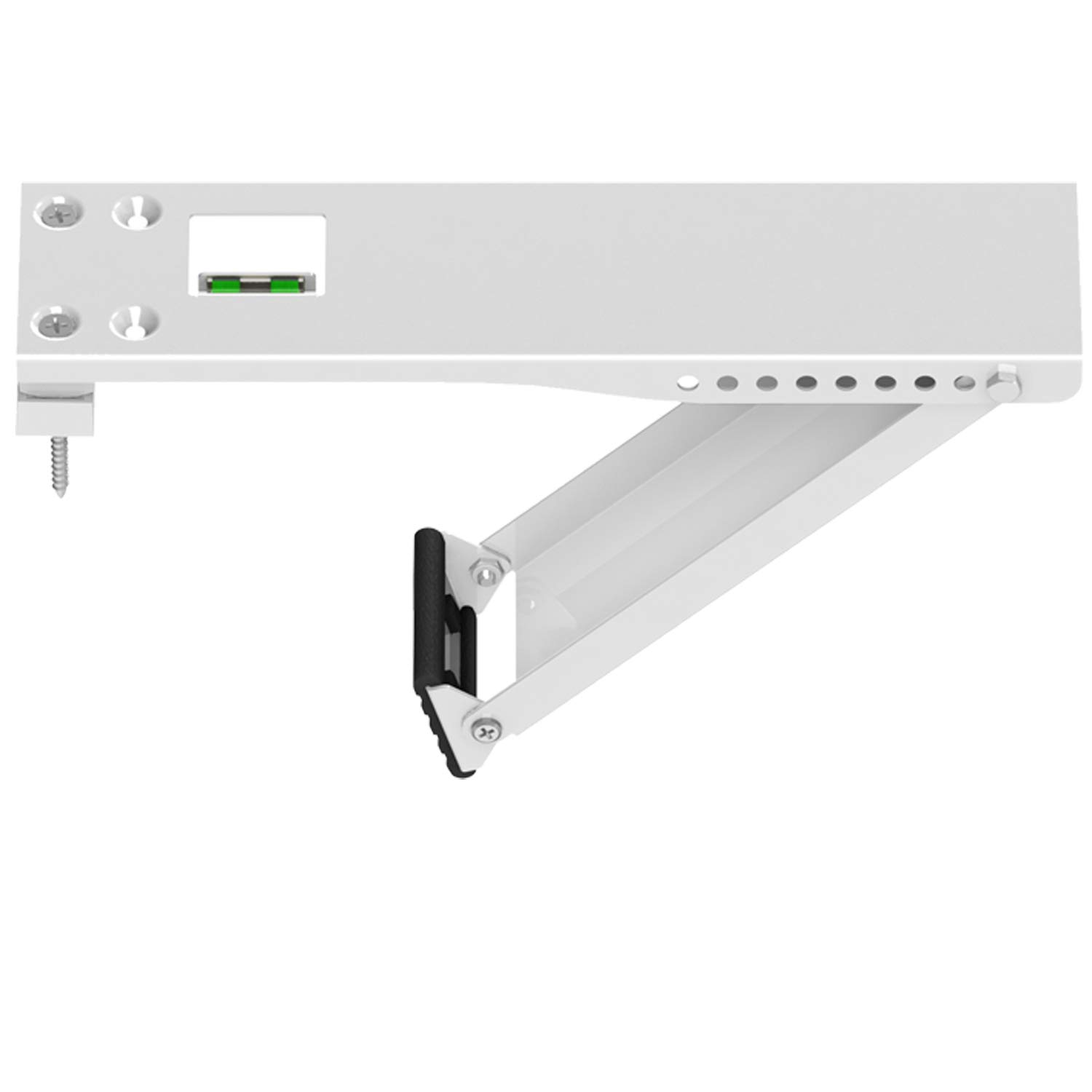 Jeacent Universal AC Window Air Conditioner Support Bracket Light Duty, Up to 85 lbs by Jeacent