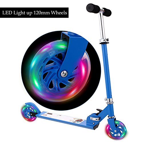 Push Scooter Led Lights in US - 4