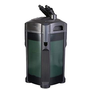 LIFUREN Filtro de pecera Cubo de Filtro Equipo Externo Ultra silencioso Gran Capacidad (Color : 1PCS, Tamaño : 1550L/H): Amazon.es: Hogar
