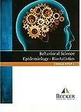 Becker Professional Education, USMLE, Step 1, Behavioral Science, Epidemiology, & Biostatistics, 2013