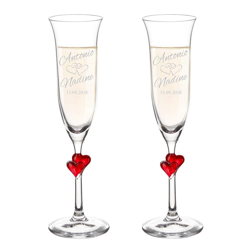 Vasos San Valentín