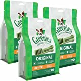 Greenies 3 PACK PETITE (60 BONES) For Sale