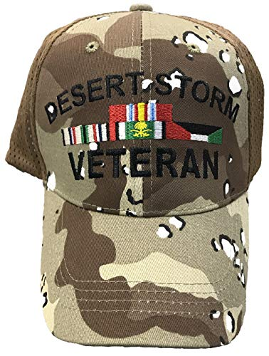 Eagle Crest Desert Storm Veteran Mesh Hat