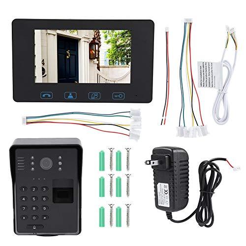 (Jacksking Wireless Visible Doorbell,7