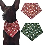 Easter Dog Bandanas Triangle Bibs Scarf Accessories for Dogs Pets Animals