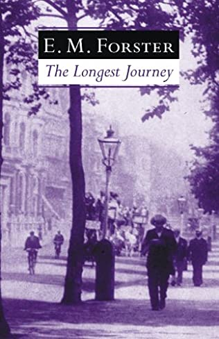 book cover of The Longest Journey