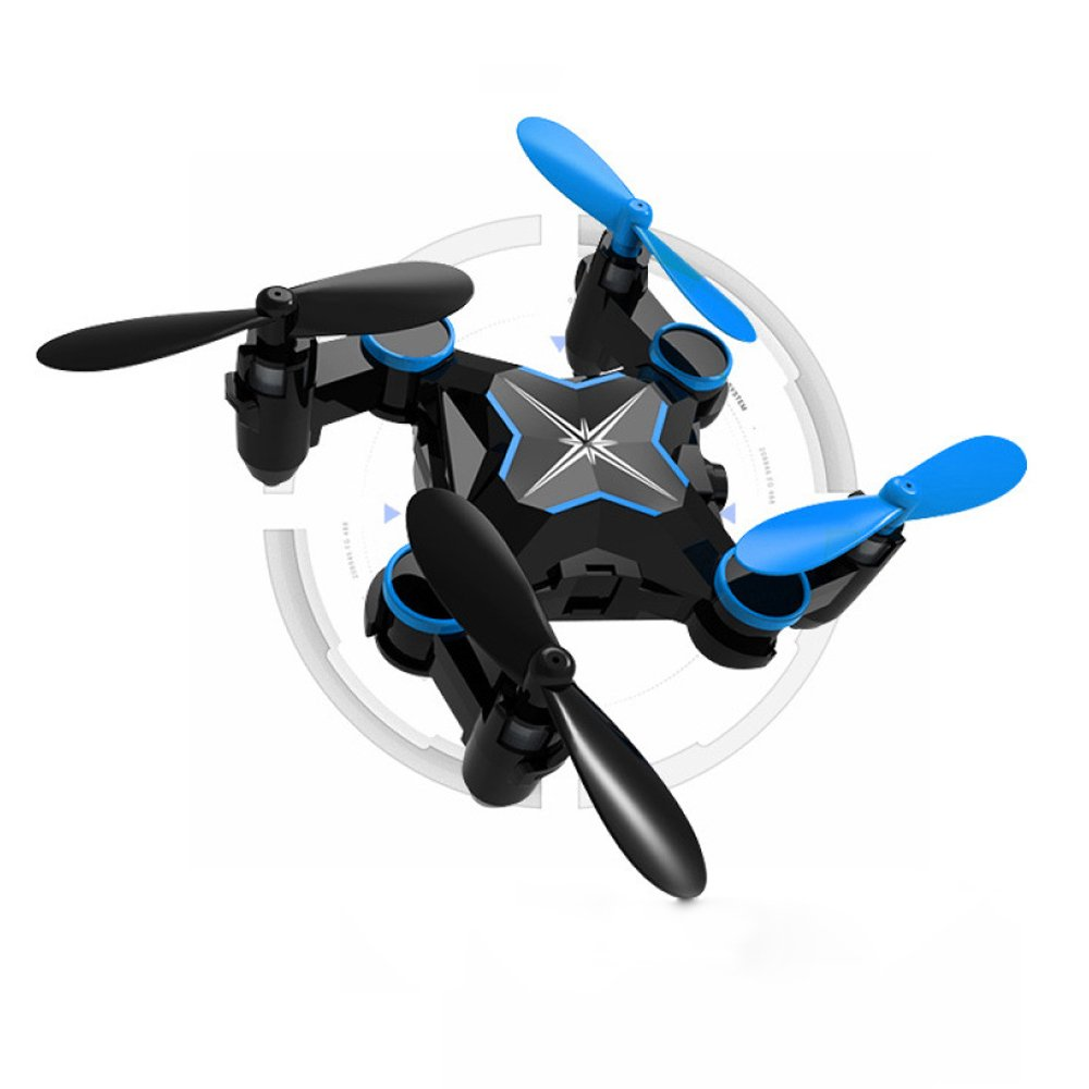 MINI RC Faltbare Drohne Mit Höhen- Und Und Und Kopflosem Modus 2.4GHz 4-Achsen Pocket Quadcopter Mit One Key Return Und 3D Flip Drone Steady Super Easy Fly Für Das Training 7a71ec