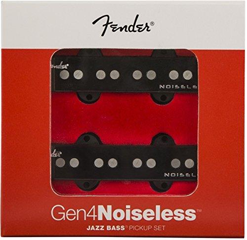 Fender Gen 4 Noiseless Jazz Bass (Fender Jazz Bass Bridge Cover)