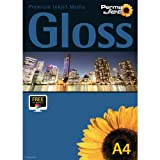 PermaJet Gloss 50815 271GSM A4 x100 Printing Paper