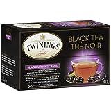 Twinings Teabags Black Blackcurrant, 20ea (Pack of 6)
