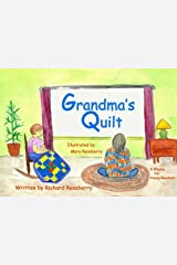 Grandma's Quilt: A Rhyme for Young Readers (QuickTurtle Books Presents: Rhyme for Young Readers Series) Paperback