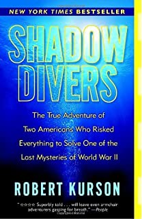 Amazon shadow divers the true adventure of two americans who shadow divers the true adventure of two americans who risked everything to solve one of fandeluxe Images