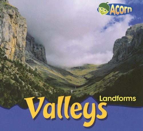 Valleys Landforms  Buy Online In Oman  Paperback Products In