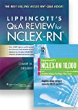 Lippincott's Q&A Review for Nclex-Rn, Lippincott Williams & Wilkins Staff, 1469833719