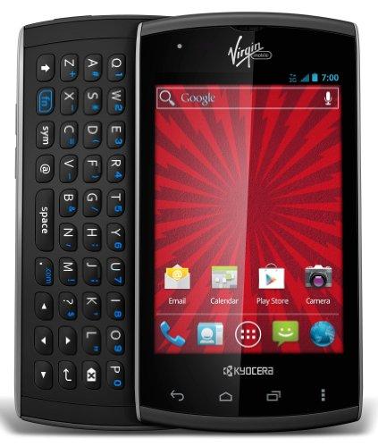 Kyocera Rise Virgin Mobile