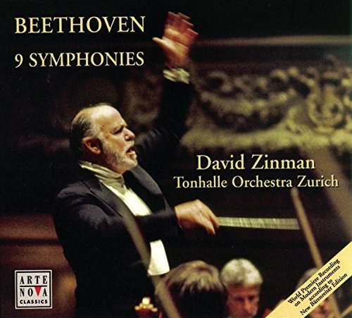 Beethoven: The Nine Symphonies (Best Service Complete Orchestral Collection)
