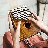 Kalimba 17 Keys Thumb(Piano with Pick up