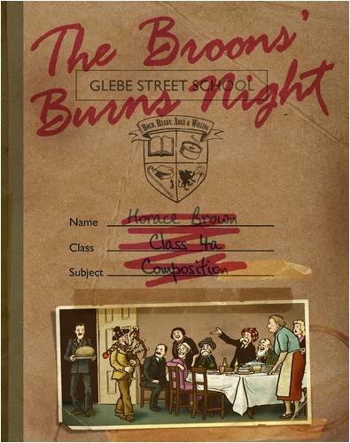 The Broon's Burns Night PDF