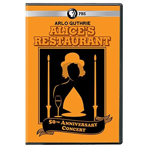 Arlo Guthrie: Alices Restaurant 50th Anniversary Concert  DVD
