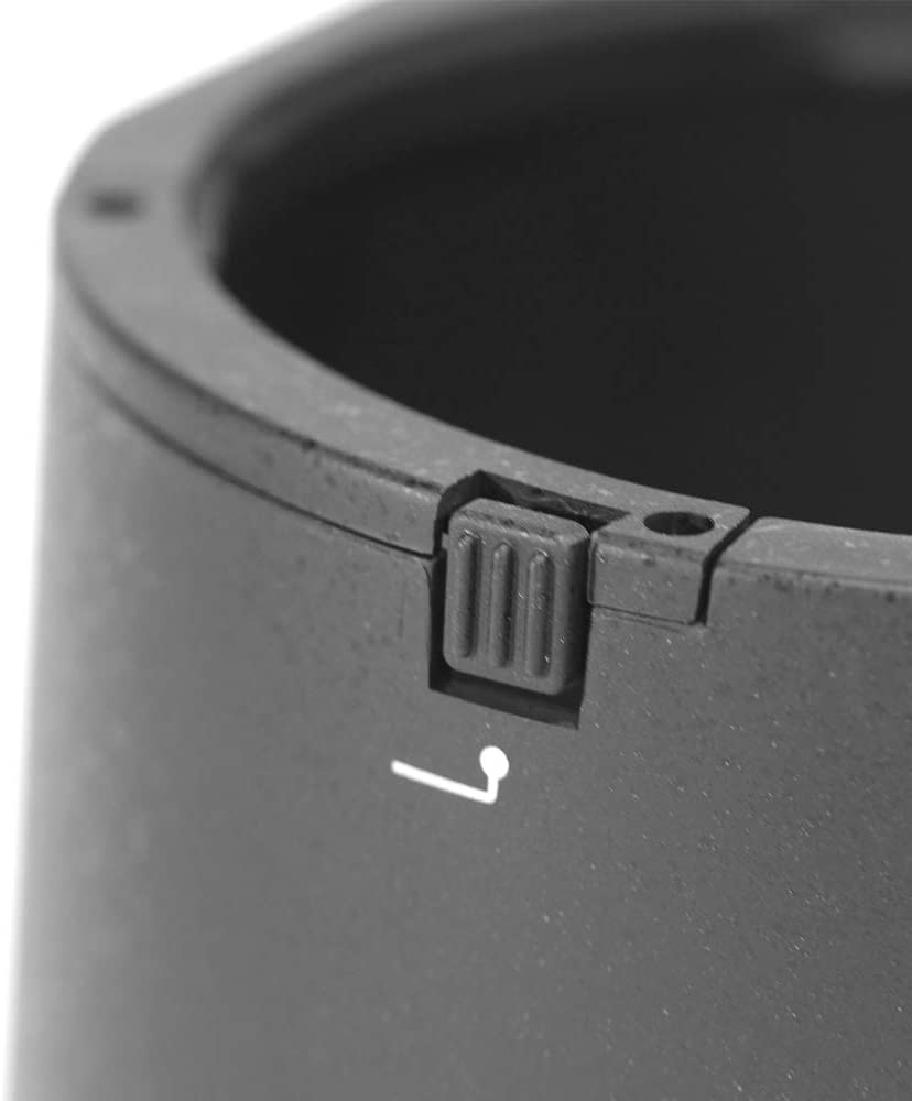 Pixco HB-65 Bayonet Mount Lens Hood for Nikon AF-S Nikkor 80-400mm f//4.5-5.6G ED VR Lens