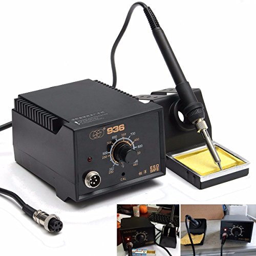 SY-936 AC 24V 50W 936 Electric Soldering Station SMD Welding Iron Stand Tool Kit Set
