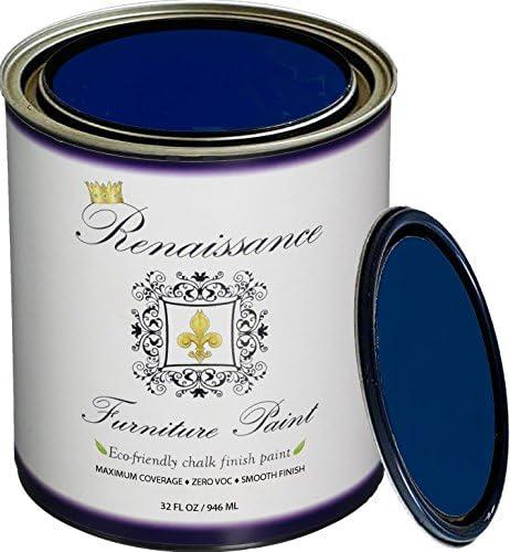 Retique RFP P32 BlackIndigo Furniture Paint Indigo