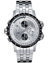 Hamilton Khaki Aviation X-Wind Men's Automatic Watch H77626153 [Watch] Hamilton