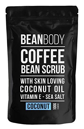Coconut And Coffee Body Scrub - 5
